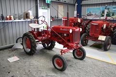 McCormick Farmall Cub (ambodavenz) Tags: mccormick farmall cub tractor geraldine vintage car machinery museum crank up south canterbury new zealand