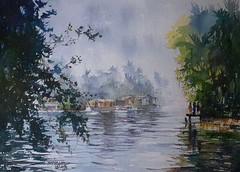 Ferry (mopasang valath) Tags: nature landscape village river riverside backwaters houseboat alappuzha kochi kerala india mopasang