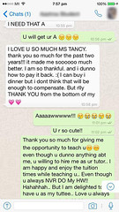 such stories really motivate me!! im grateful i am able to make a difference in my students life! https://t.co/YTQRdmdqze (Bright Maths) Tags: maths tuition tutor singapore centre mathematics jc h2 o level