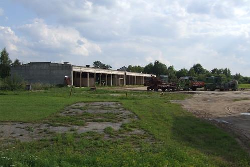 Mašīnu un traktoru stacija, 30.07.2011.
