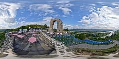 Rolandsbogen (Devil9797) Tags: equirectangular kugelpanorama panorama rhein honnef restaurant rolandsbogen hdr