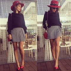Hoy en el blog/ today ok the blog~~Haata maanita! Toca descansar y desconectar!!!!! Besos mil  #oufits #instagramers #instalikes #instamood #instafashion #ootd #vichy #fashion #follow #elblogdemonica (elblogdemonica) Tags: ifttt instagram elblogdemonica fashion moda mystyle sportlook springlooks streetstyle trendy tendencias tagsforlike happy looks miestilo modaespaola outfits basicos blogdemoda details detalles shoes zapatos pulseras collar bolso bag pants pantalones shirt camiseta jacket chaqueta hat sombrero
