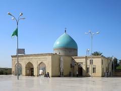 Uzair Mosque (D-Stanley) Tags: shia mosque tigris river uzair iraq biblical prophet ezra synagogue hebrew