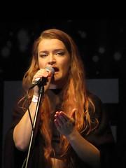 Charli Beard, Sheffield Christmas Lights Switch On 2015 (Dave_Johnson) Tags: charlibeard singer soloartist live music gig concert livemusic christmas christmaslights peacegardens sheffield southyorkshire