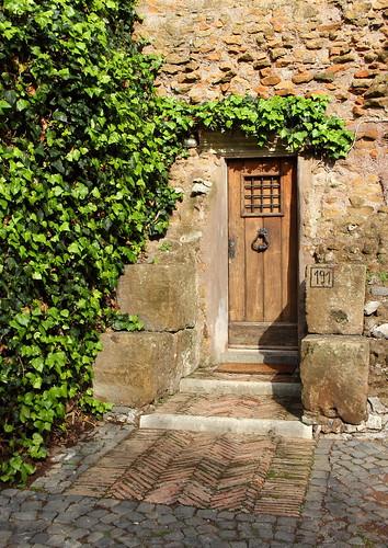 Along the Via Appia