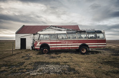 Terminal (Rez*) Tags: abandoned coach bus decay rez