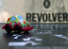 Revolver- The Beetle-Beetle MM (skloi) Tags: macro mondays macromondays thebeatles beetle