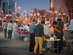 Souk Al Mubarakiya in Kuwait City (CamelKW) Tags: soukalmubarakiya kuwaitcity souk almubarakiya market night nightlife traditionalmarket