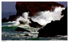 violence.... (crozgat29) Tags: jmfaure crozgat29 canon nature tempte mer paysage sea seascape vagues