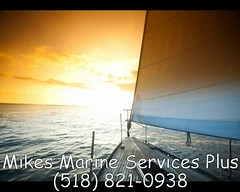 Mikes Marine Services Plus - (518) 821-0938 (mikegrupe) Tags: boatrepair boatmaintenance boatparts boataccessories boatsupplies
