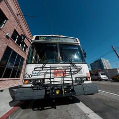 evites hackbut (bhautik joshi) Tags: bhautikjoshi bayarea soma california sanfrancisco sfist sf muni publictransport bus unitedstates us