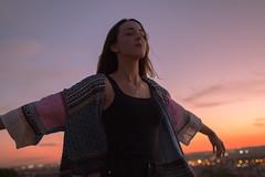 Technicolor (IV) (ustezki) Tags: portrait fine art cinematography cinematographer dusk sunset