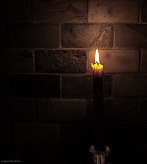 (JasonHartFilms) Tags: candle photography flame candlelight wow bricks