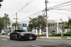 Mercedes SLS AMG Black Series (Andre.Siloto) Tags: worldcars
