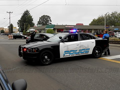 Gresham (policecarsoforegon) Tags: new oregon blackwhite northwest or police pacificnorthwest newlook officer dodgecharger policecars multnomahcounty greshampolicedepartment policecarsoforegon httppolicecarsoforegonwixcompolicecarsoregon lawenforcementvehiclesoforegon