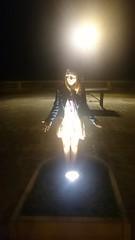 Appearing (Giuseppe Miragliotta) Tags: light night friend emotion fear ghost dream soul fantasma luce buio sogno paura ilenia ispirazione emozione apparizione unlimitedphotos