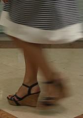 Street feet (345) (I Love Feet & Shoes) Tags: street sexy feet stockings pie shoes highheels sandals tights lingerie heels ps huf hoof bas pieds mules pantyhose schuhe casco piedi meias medias scarpe sandalias chaussures sapatos sandlias zapatillas sandalen  sandales  sabot sandali  strmpfe    calcanhares  fse