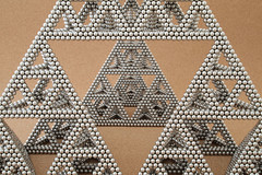 "Sierpinski Tetrahedron <a style=""margin-left:10px; font-size:0.8em;"" href=""http://www.flickr.com/photos/76197774@N08/20765907799/"" target=""_blank"">@flickr</a>"
