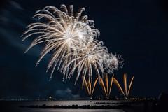 Ostsee in Flammen 2015 (N.Naumburger) Tags: strand canon eos wasser nacht outdoor can event ostsee feuerwerk 6d nnp ostseeinflammen nielsnaumburgerphotography