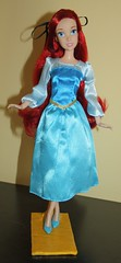 Disney Store - Tour the Kingdom outfit (yue_prince) Tags: ariel store doll disney mermaid