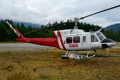 C-FTVL (Tasman Helicopters) (Steelhead 2010) Tags: bell helicopter yse creg b212 tasmanhelicopters cftvl