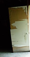 Loose Dor (BradPerkins) Tags: abandoned building chicago city door empty fallingapart hinges home house loose old paint peelingpaint strange urbanexploration urbanlandscape urbex whitedoor abandonedillinois eerie 4437hermitage neglected abandonedhouse