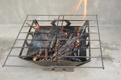 IMG_2963 (cranksoutdoors) Tags: titanium vargo チタン 焚き火