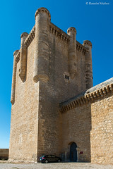 DSC1394 Castillo de los Comuneros de Torrelobatn, siglo XV, (Valladolid) (ramonmunoz_arte) Tags: del de almirante castillo comuneros torrelobatn