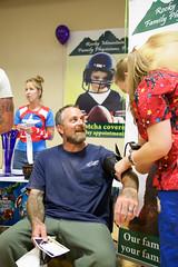 Wellness Fair 2015 (City of Fort Collins, CO) Tags: fun community fair center health northside superheroes care employees wellness 2015 aztlan screenings