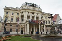 Bratislava, Slovakia, September 2015