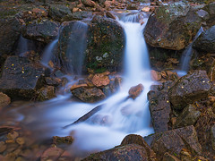 Cascade to Buttermere (Aubrey Stoll) Tags: uk longexposure england lake water rain landscape moss big sticks rocks stream britain stones 10 north lakedistrict x stop filter workshop cumbria nd gb buttermere stopper nd110 bwfilters