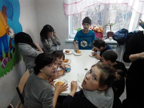 Встреча с волонтерами 23.10.2015
