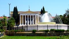 Zappeion (markbradleygregory) Tags: gardens athens greece national zappeion