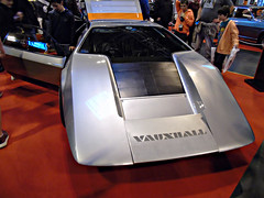 Vauxhall SRV Concept (Harry3099) Tags: show new old classic cars sports car wheel sport vintage slow ride wheels engine fast indoor super rides motor concept supercar tyres tyre exhaust sportscar nec vauxhall sportscars exhausts supercars srv