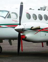 Pratt & Whitney PT-6A-42 (Antnio A. Huergo de Carvalho) Tags: airplane airport aircraft aviation engine motor avio beechcraft propeller aviao kingair prattwhitney hlice superkingair b300 pt6a aviaoexecutiva aviaogeral pt6a42 prnvs