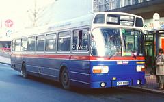 1818 OOX 818R (WMT2944) Tags: travel west national leyland midlands 1818 timesaver mk1 oox wmpte 818r
