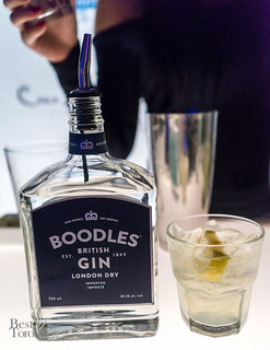 "Boodles Gin ""St. Ive's"" cocktail"