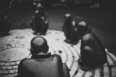 Art by Ai Weiwei (mripp) Tags: art kunst street strasenkunst ffentlicher rum public realm culture kultur stadt city black white monochrom mono bamberg oberfranken upper pallatinate bayern bavaria germany deutschland europe europa bokeh sony alpha7rii meeting