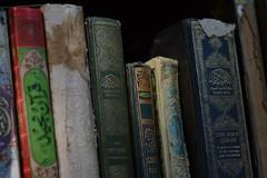 Kuran (ArheoTamara) Tags: india books muslims kuran