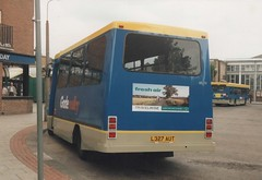Photo of ML 19 (3), L327 AUT, Mercedes-Benz 709D, Leicester Carriage Builders B25F, 1994 (t.1996)