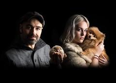 Joe, Marina, Mac & Lola Holidays 2015 (joel8x) Tags: family portrait einstein alienbees nikond810