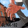 11 (amyjshepherd) Tags: buildings giant person hand state cd cartoon cover blink182 enema
