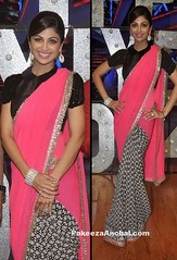 Shilpa Shetty in Designer Pink Half Saree by Manisha Malhotra (shaf_prince) Tags: shilpashetty bollywoodactress bollywoodsarees halterneckdesign designerwear celebritydresses indianfashiondesigners bollywooddesignerdresses velvetblouses actressinpinkdresses designerhalfsarees ethnichalfsaree halfsareemodels southindianhalfsaree actressinhalfsarees