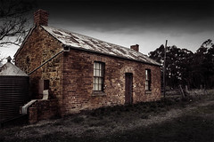 Old Brick House (Leanne Cole) Tags: old house abandoned architecture landscape photographer photos australia images victoria abandonedhouse environment roadside maldon fineartphotography brickhouse landscapephotography landscapephotographer environmentalphotography fineartphotographer environmentalphotographer leannecole leannecolephotography