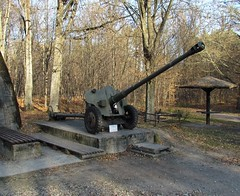"85 mm divisional gun D-44 1 • <a style=""font-size:0.8em;"" href=""http://www.flickr.com/photos/81723459@N04/23587860221/"" target=""_blank"">View on Flickr</a>"