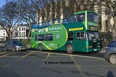RA246, Parkgate Street, 17/12/15 (hurricanemk2c) Tags: dublin bus buses 2015 dublinbus parkgatestreet volvoolympian raclass busáthacliath alexanderrh dublincitytour ra246 dublincitytours 95d246