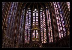 Sainte-Chapelle @Parigi (brunombo) Tags: travel paris france church glass pentax gothic chapel stainedglass chiesa leisure tamron francia viaggio saintechapelle cappella parigi gotico vetrate piacere tamronaf18250mmf3563diiildasphericalifmacro justpentax