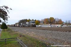 NS 538 at Cresson (Trucks, Buses, & Trains by granitefan713) Tags: train locomotive pitl freighttrain cresson emd sd60m coaltrain hoppertrain electromotive sd60i pittsburghline unittrain emdsd60m emdsd60 nspittsburghline emdsd60i