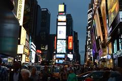 Times Square, NYC, NY (simon.stoelben) Tags: newyork nyc ny timessquare midtown city crowded evening advertisement manhattan newyorkcity led