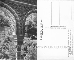 Granada - spanya (talatwebfoto1) Tags: yapi kule granada ispanya siyahbeyaz 19501970